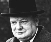 image of winston churchill